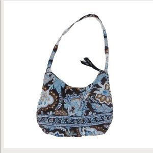 Vera Bradley Java Paisley Shoulder Bag